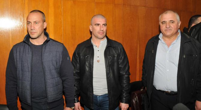 Районният съд в Бургас ще призове четиримата гранични полицаи и