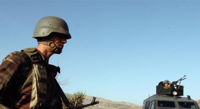 Турските сили за сигурност са неутрализирали общо 38 терористи при