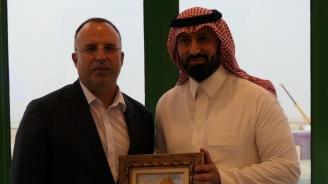 Порожанов: Със Саудитска Арабия работим за инвестиции в земеделието