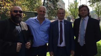 Политическа група 5 внесе доклад за иницииране на местен референдум