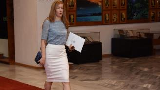 Ангелкова заминава за Саудитска Арабия