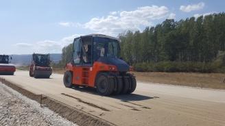 """Подписаха договора за строителство на 1.4 км от АМ """"Струма"""""""