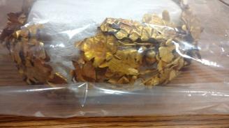 Остават в ареста 4-мата задържани при опит за продажба на златно съкровище (галерия)