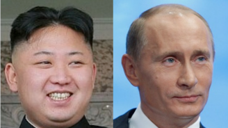Ким Чен-ун изпрати телеграма до Владимир Путин