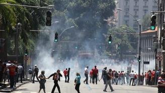 Вълна от насилие в Бразилия във връзка с предизборната кампания
