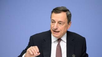 Ръководителят на ЕЦБ посъветва Италия да не говори за излизане от еврозоната
