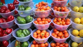 Цените на храните на едро се понижиха тази седмица