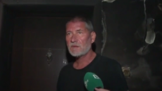 Бургаският фоторепортер за палежа: Това беше опит за убийство