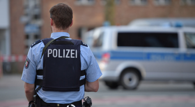 Германската полиция разследва палеж в турски ресторант в Кемниц