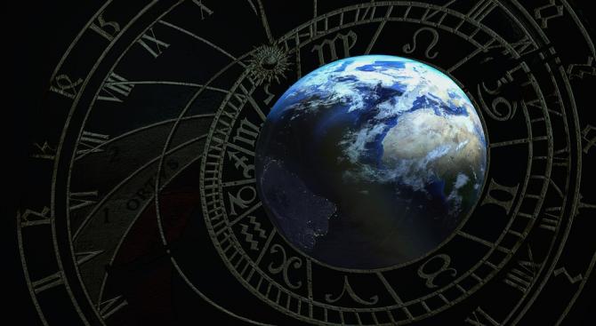 Луната е в знак Козирог до 10:37ч на 17 октомври.