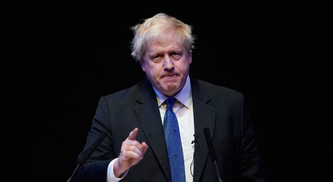 Бившият британски външен министър Борис Джонсън призова за съпротива срещу