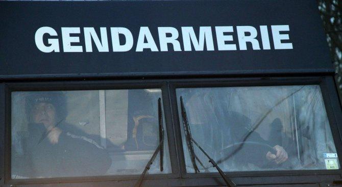 Жандармерия в Гълъбово след инцидент в ромската махала