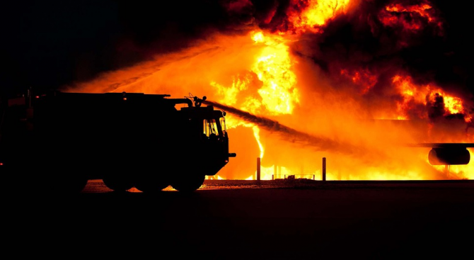 89-годишна жена от село Козаревец е загинала при пожар, съобщиха