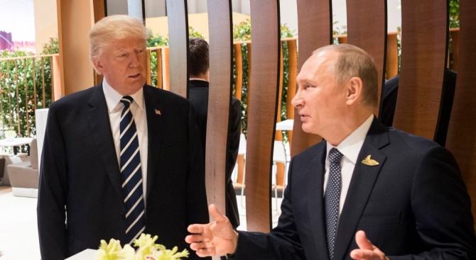 Ние не чухме никакви конкретни обвинения към нашия президент Владимир