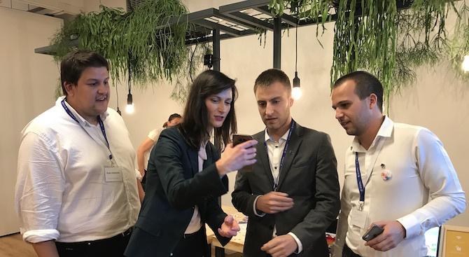 Централното събитие в Брюксел за Европейската седмица на програмирането, организирано