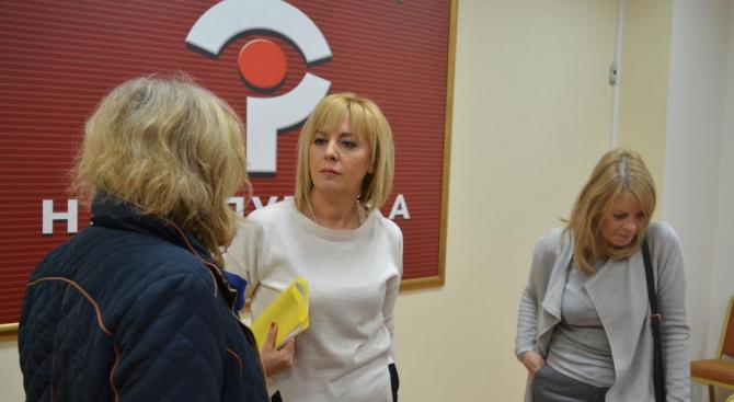 Мая Манолова организира днес среща в институцията на обществения защитник