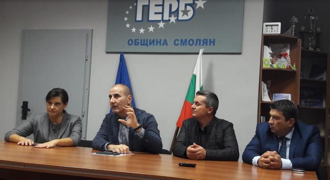 Цветанов: Европейските избори ще бъдат ключови и за ЕС, и за България (снимки)