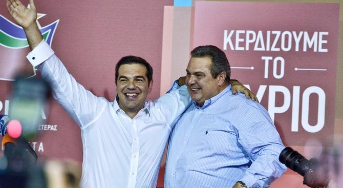 Кабинетът в Атина направи крачка към голямата сделка за името