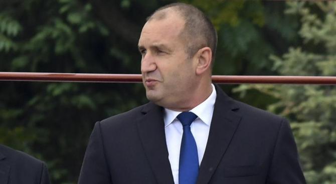 Президентът Румен Радев ще бъде на работно посещение във Великобритания