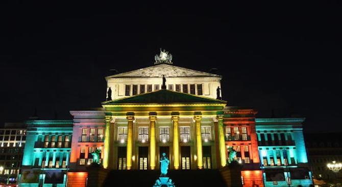 """Българи спечелиха специална награда на ежегодния """"Фестивал на светлините"""" в"""