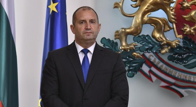 Президентът Румен Радев наложи вето върху част от Закона за