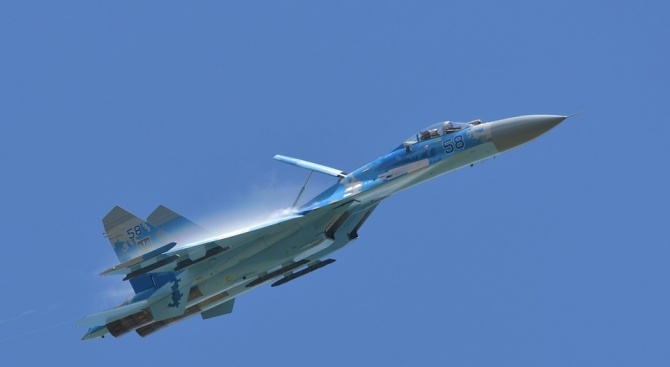 Вторият пилот, загинал при катастрофата с изтребителя Су-27УБ, който се
