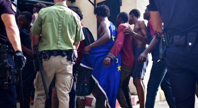 Малта прие 44-ма мигранти, които Италия отказа да допусне на