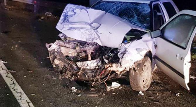 Две жени са пострадали при катастрофа на пътя Царево –
