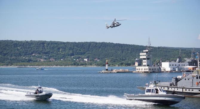 През 2020 година всички секторни системи за морско наблюдение трябва