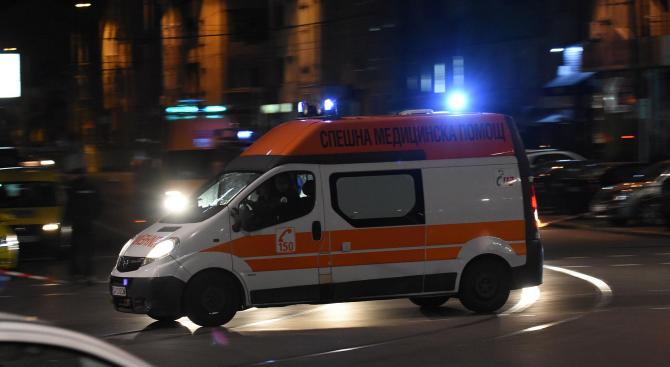13-годишно момче е пострадало при катастрофа в село Алеково. Това