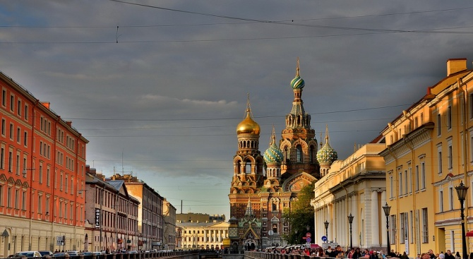 Вековен температурен рекорд бе подобрен в Санкт Петербург, съобщава БТА,