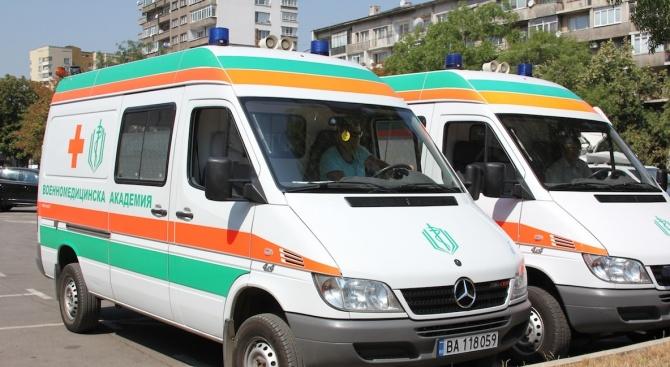 Жена пострада тежко след при инцидинент с автобус 204 на