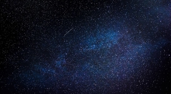 Луната ще попречи да се наблюдава метеорният поток Ориониди