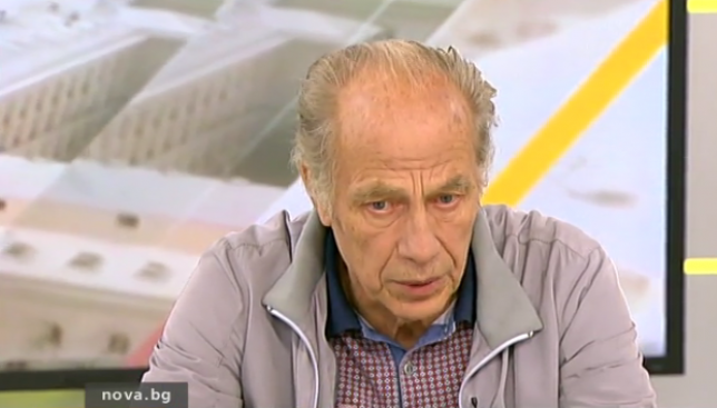 Грешка на водача - така Алекси Стратиев коментира катастрофата в