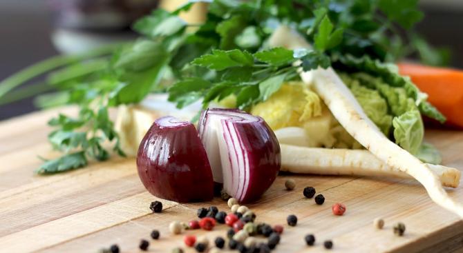 Знаете ли, че чесънът и лукът намаляват ефекта от диетата