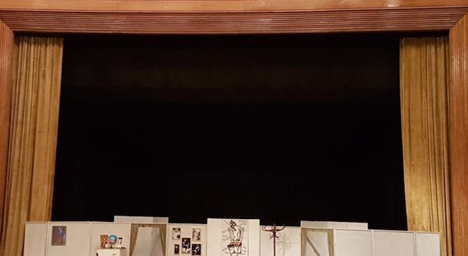 Общинският драматичен театър в Монтана изигра снощи благотворително представление на