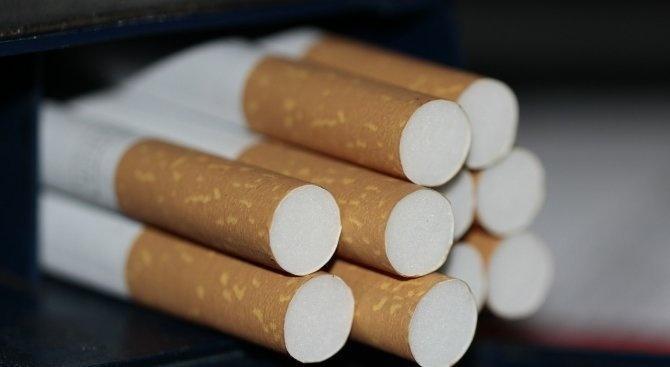 Апаши задигнаха цигари от магазин за хранителни стоки, съобщиха от