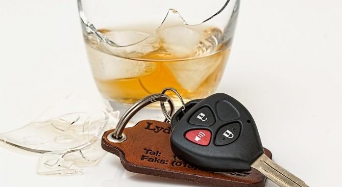 Полицията хвана поредния пиян водач на пътя, съобщиха от МВР.