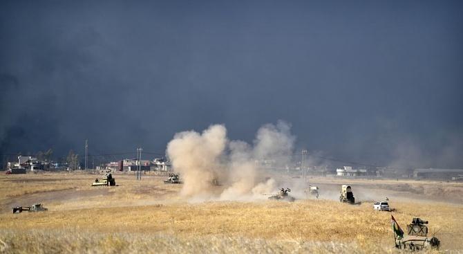 Над 30 цивилни са убити при въздушни удари на антиджихадистката коалиция в Сирия