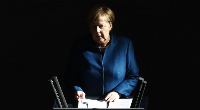 Германската канцлерка Ангела Меркел осъди убийството на журналиста Джамал Хашоги