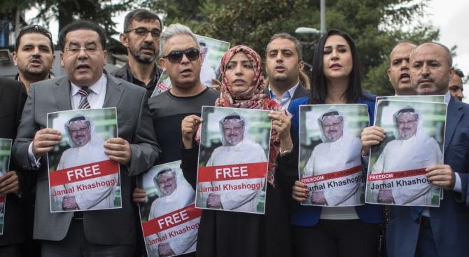Насред скептицизма, който предизвикаха саудитските обяснения за смъртта на журналиста