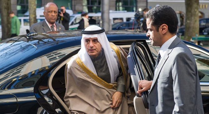Саудитският външен министър Адел ал Джубейр каза, че убийството на