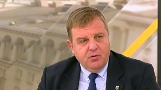 Каракачанов: Полицията има нужда от подкрепа, не от политически заигравания