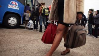 Българите, които извикаха полиция в Лондон заради пиян шофьор на автобус, вече пътуват към България