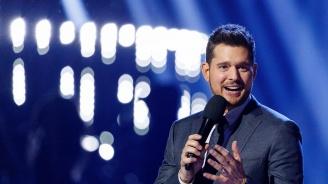 Майкъл Бубле се оттегля от шоубизнеса