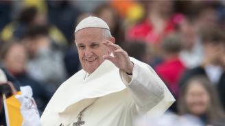Папа Франциск може да посети Северна Корея през пролетта