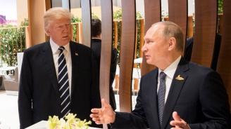 Кремъл: Не чухме конкретни обвинения от Доналд Тръмп към Владимир Путин