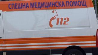 Блъснаха пиян пешеходец на пътя Айтос - село Лясково