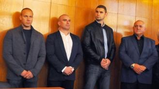 Отложиха делото срещу граничарите, обвинени за смъртта на турски рибар (снимки)