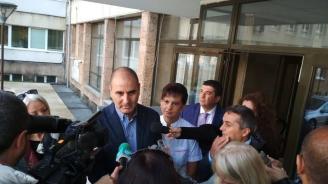 Цветанов: Евроизборите догодина ще бъдат генерална репетиция за местния вот (снимка)